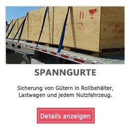 Spanngurte und Ladungssicherung Lkw