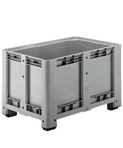 Palettenboxen aus Kunststoff