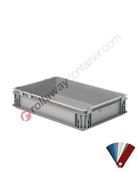 Cassetta in plastica 600 x 400 H 120 mm