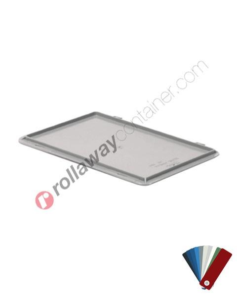 Coperchio per cassetta in plastica 300 x 200 mm
