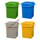 Mülltonne 50 Liter mit Griffen