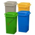 Mülltonne 70 Liter mit Griffen