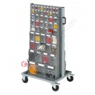 Fahrgestell Smart 07354 mit Kleinteilemagazin mit 106 Schubladen