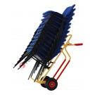 Sack Wagen für höhe Pakete mit solide Räder kapazität 250 kg Rambo