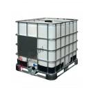 IBC Tank 1000 liter für lebensmittel mit Kunststoff und Metallpalette