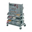 Konfigurieren Sie Ihr Fahrgestell Smart 101-102-103 für Stapelboxen